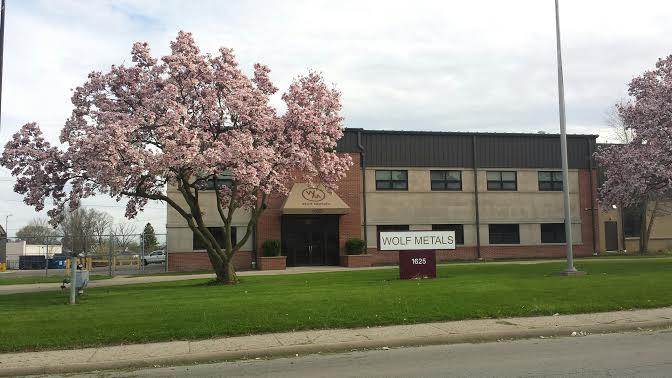 Wolf Metals Headquarters